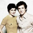 Audrey Tautou and Guillaume Canet