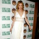 Heather Graham - Michelle Jonas Travel Wear Spring 2007 Fashion Show, 10/28/2006