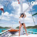 Flávia Alessandra - Quem Magazine Pictorial [Brazil] (16 November 2018) - 454 x 311
