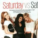 The fashionable and awesome Saturdays Magazine Scans - 454 x 598