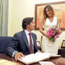 Francisco Rivera and Lourdes Montes
