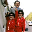 Gene Hackman, Grant Rosenmeyer and Jonah Meyerson in Touchstone's The Royal Tenenbaums - 2001