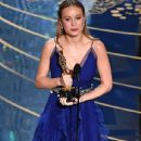 Brie Larson at The 88th Annual Academy Awards (2016)