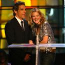Drew Barrymore and Ben Stiller At The MTV Video Music Awards 2003