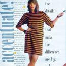 Elle Macpherson - Mademoiselle Magazine Pictorial [United States] (July 1983) - 454 x 624