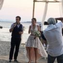 Alexandra Ousta and Giannis Sarakatsanis- Wedding Photos - 454 x 572