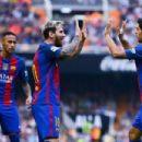 Valencia v. FC Barcelona - 454 x 303