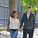 Mila Kunis and Ashton Kutcher in NYC (September 19)