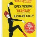Redhead (musical) - 454 x 698