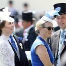 Prince Windsor and Kate Middleton : Royal Ascot 2017 - Day 1 - 454 x 336