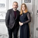 Amy Adams visits Build to discuss the movie