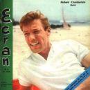 Richard Chamberlain - Ecran Magazine Cover [Chile] (2 November 1965)