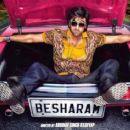 New Besharam 2013 posters - 454 x 367