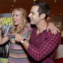 Anna Camp and Skylar Astin - 454 x 488