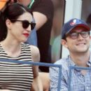 Joseph Gordon-Levitt and Tasha McCauley - 454 x 272