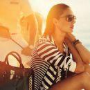 Michael Kors 'Sunny Summer' 2013 Catalogue featuring Karmen Pedaru