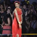 Rihanna performing at the 2012 MTV Video Music Awards (September 6)