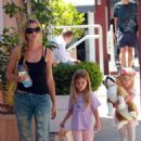 Denise Richards - Brentwood Candids, 19. 4. 2009.