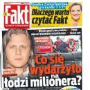 Piotr Wozniak Starak - Fakt Magazine Cover [Poland] (20 August 2019)