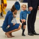 2016 Royal Tour to Canada of the Duke and Duchess of Cambridge - Victoria, British Columbia - 454 x 350