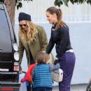 Teresa Palmer spotted in Los Angeles, California on January 10, 2017 - 429 x 600