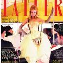 Romola Garai Tatler UK July 2011 - 454 x 588