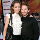 Seth Green and Candace Bailey - 413 x 594