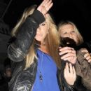 Chelsy Davy Hits the Town with Princess Eugenie