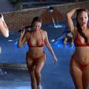 Nikki Cox as Kayla in Run Ronnie Run (2002)