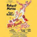 So Long, 174th Street  Original 1976 Broadway Cast Starring Robert Morse - 454 x 454