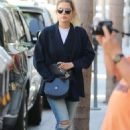 Ashley Benson – Shopping at Dior on Rodeo Drive in Beverly Hills 10/4/2016