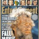 Tom Hanks - Entertainment Weekly Magazine [United States] (18 August 2000)