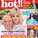 Klári Balázs and György Korda - HOT! Magazine Cover [Hungary] (7 July 2016)