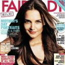 Katie Holmes: May 2012 issue of Fairlady magazine