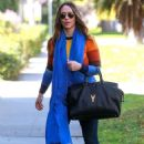 Jennifer Love Hewitt in Jeans – Out in Beverly Hills