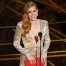 Amy Adams : The 89th Annual Academy Awards - Show