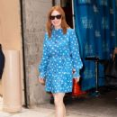 Julianne Moore – Arrives at Kelly And Ryan show in New York City - 454 x 615
