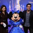 Olga Kurylenko – Disneyland 25th Anniversary Celebration in Paris - 454 x 303