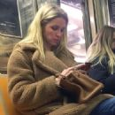 Nicky Hilton – Riding the subway in New York - 454 x 659