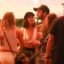 Nina Dobrev – 2017 Coachella Music Festival in Indio - 454 x 569