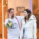 Bella Thorne – Shopping in Beverly Hills 03/11/2019