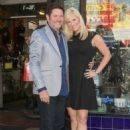 Jay DeMarcus and Allison Alderson