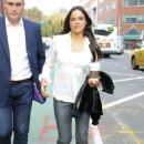 Michelle Rodriguez – Out and about in New York - 454 x 663