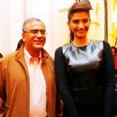 Sonam Kapoor at 'The Serial Dieter' book launch