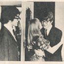 John Dunbar, Marianne Faithfull and Peter Asher
