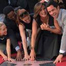 Mariska Hargitay honored with star on Hollywood Walk of Fame
