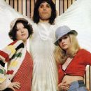 Brian May, Roger Taylor, Freddie Mercury - The Daily Telegraph Magazine Pictorial [United Kingdom] (7 June 1974)