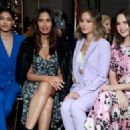 Bailee Madison – Veronica Beard Fashion Show 2020 at New York Fashion Week - 454 x 324