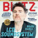 James Murphy - BLITZ Magazine Cover [Portugal] (November 2017)