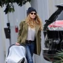 Teresa Palmer spotted in Los Angeles, California on January 10, 2017 - 454 x 378